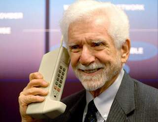 martin-cooper-inventor of worlds first mobile