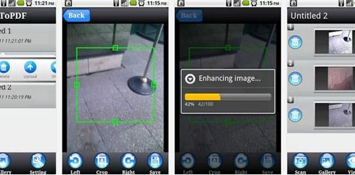 Android Apps for Interior Design & Architecture Scan To PDF