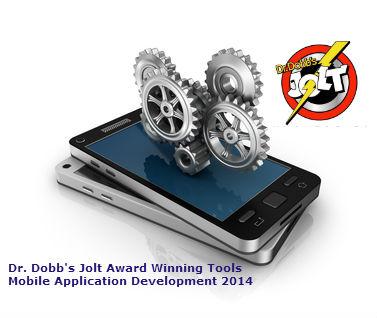 Dr Dobb Jolt Award Tools For Mobile Application Development