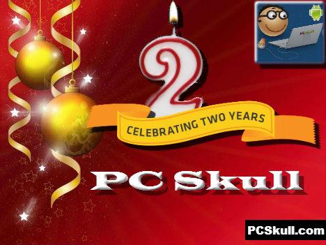 PCSkull Second anniversary