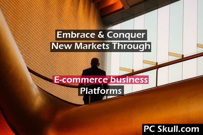 how to conquer new markets with But preparing a skeleton to an entirely new strategy and developing it to a level  up is done by  we will conquer the market by marketing us.