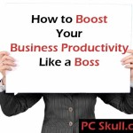 Boost Business Productivity