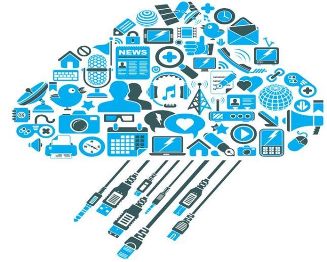 TV Advertisement through Cloud
