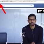 Open Facebook Video