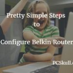 Belkin Router Configuration