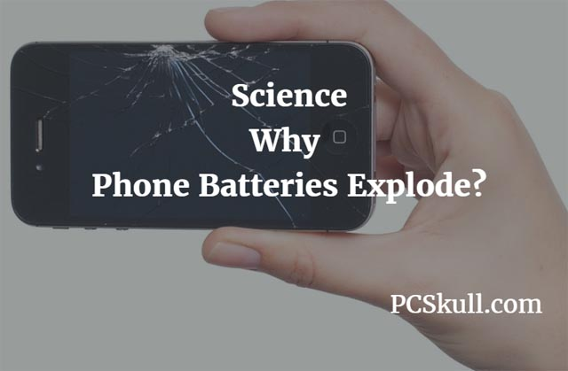 Mobile Battery Explosion