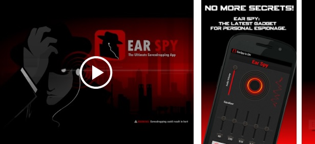 Ear Spy Super Hearing Android app