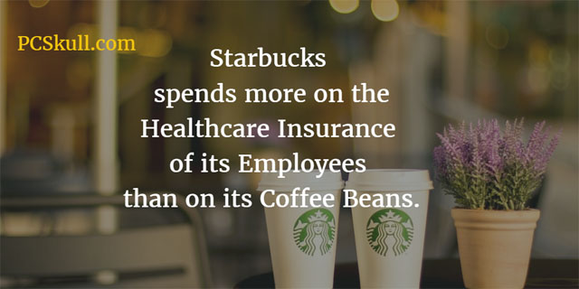 Starbucks Business Level Strategy for marketing