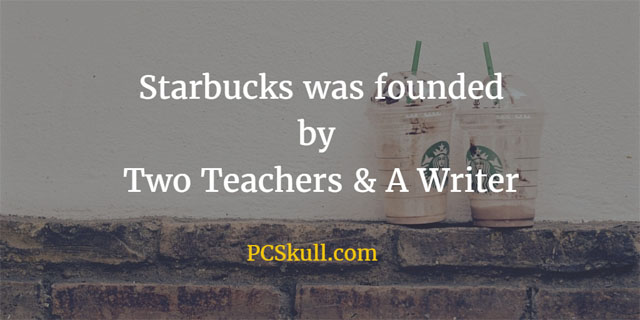 Starbucks founder mystery