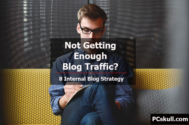 Start Internal Blog Strategy