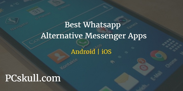 Best Whatsapp Alternative Messenger Apps